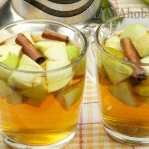 Готовим фруктовый чай