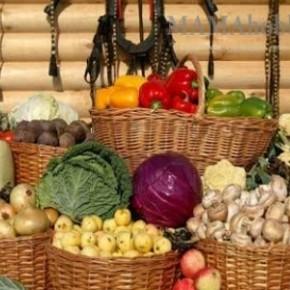 Храним овощи дома правильно